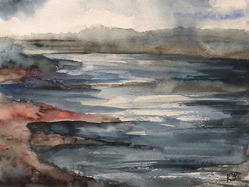 Lakeland Abstract Fine Art Print