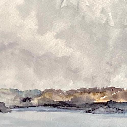 Derwent Water - Original Watercolour