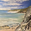 Thumbnail: Fishguard Bay - Print on Canvas