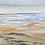 Thumbnail: Brancaster Beach - Print on Canvas