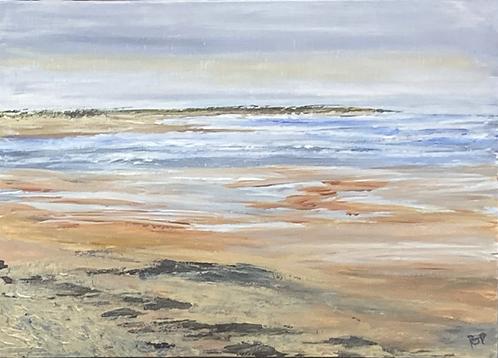 Brancaster Beach - Print on Canvas