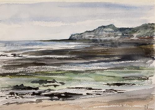 Runswick Bay - Fine Art Print