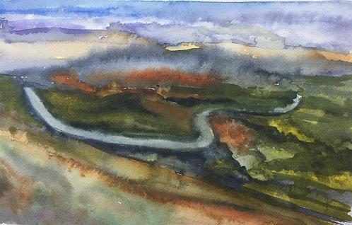 The Peak District  Fine Art Print