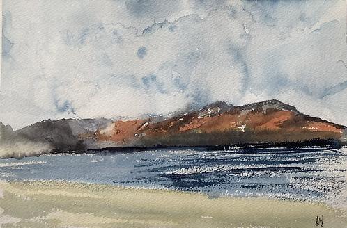 Derwent Water Cumbria - Fine Art Print
