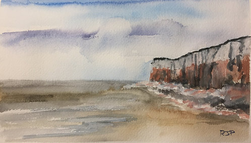 Hunstanton Red  Rocks Fine Art Print