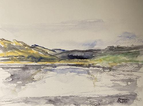 Buttermere  Cumbria - Fine Art Print