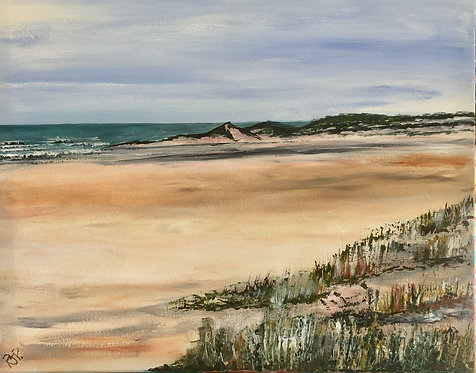 Whiteford Burrows - Fine Art Print From Acrylic