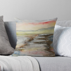Imaginary Landscape Cushion