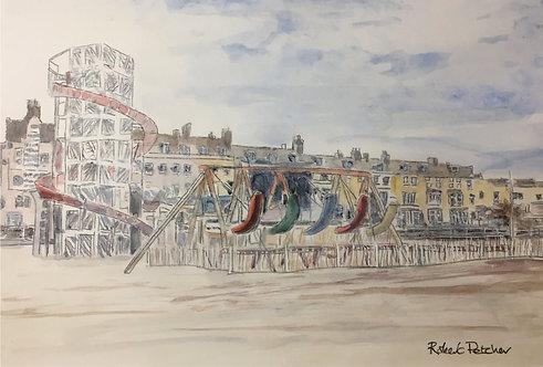 Weymouth Beach Dorset