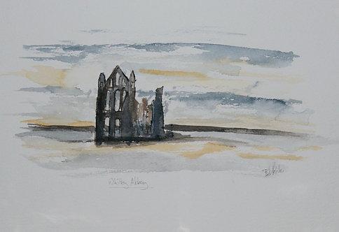 Whitby Abbey Fine Art Print