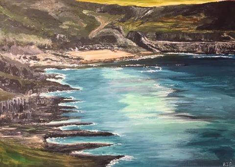 Mewslade Bay, Gower Peninsular
