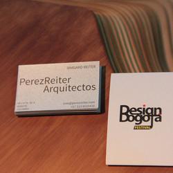 EXHIBITION @ BOGOTA DESIGN FESTIVAL