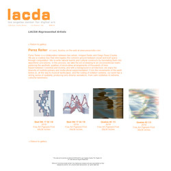 Represented by LACDA, LA, US