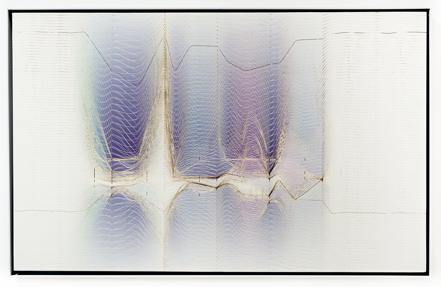 """<img src=""""31_Beet LQ 127 9_54x86_Perez Reiter_full"""" alt=""""burnt lines on a colorful canvas inspired by beethoven"""">"""