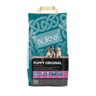 Burns Puppy Original Chicken & Rice