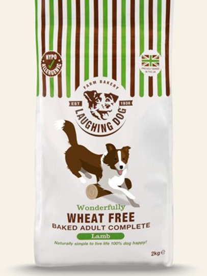 Laughing Dog Complete Lamb Wheat Free