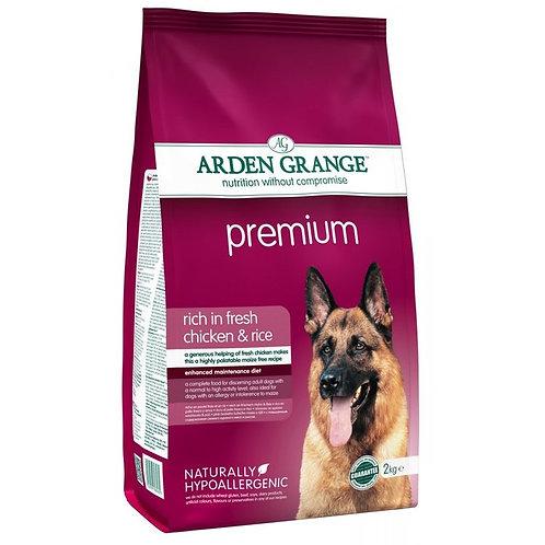 Arden Grange Adult Premium Chicken & Rice