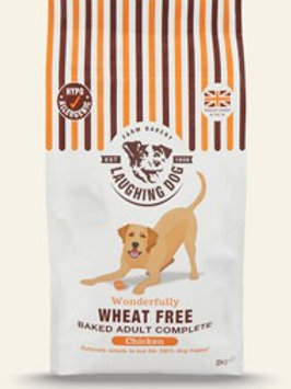 Laughing Dog Adult Chicken Wheat Free