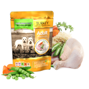 Natures Menu Turkey with Chicken