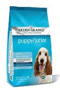 Arden Grange Puppy/Junior Chicken & Rice