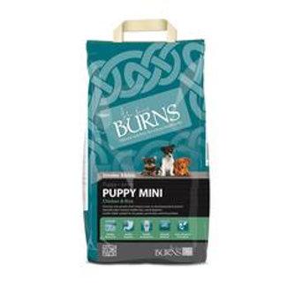 Burns Puppy Mini Chicken & Rice