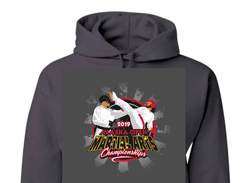 PRE-ORDER ONLY - HOODIES ADULT XL, XXL