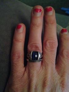 Love my ring!