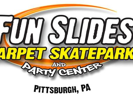 Fun Slides Carpet Skate Park Special Offer #AD