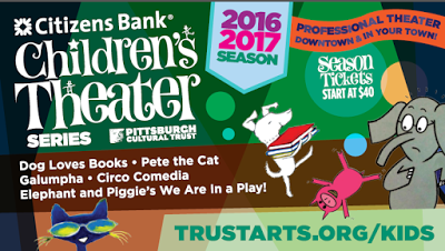 Giveaway: Children's Theater Series #ad
