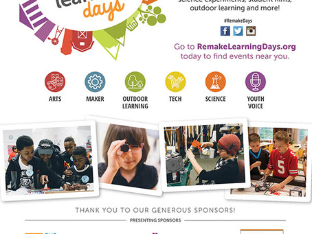 Remake Learning Days 2017