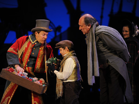 Giveaway: A Musical Christmas Carol #ad