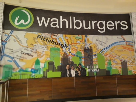 Wahlburgers New Location