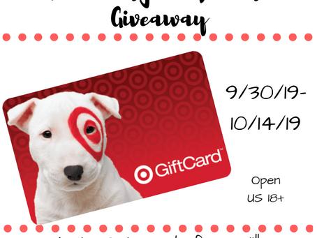 $100 Target Gift Card Giveaway #FallIntoTarget