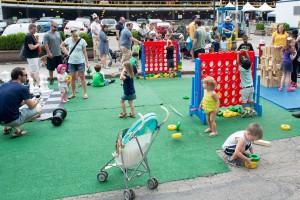 EQT Children's Theater Festival_outdoor activity