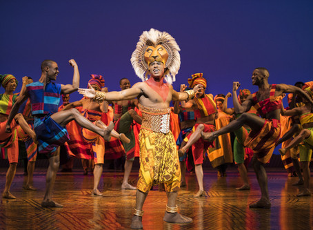 Preview: Disney's THE LION KING The World's #1 Musical