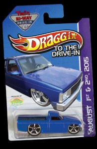 d2e draggin to the drivein