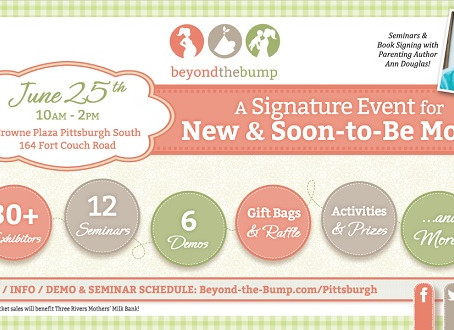 Calling all NEW AND EXPECTANT MOMS!