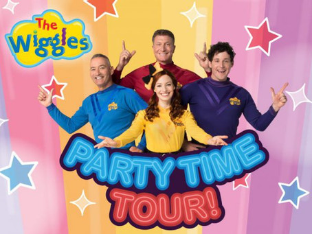 Wiggles 2019 on sale now