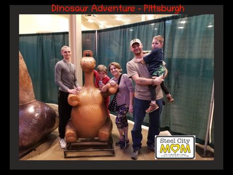 Review: Dinosaur Adventure