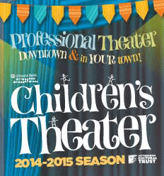 GIVEAWAY: 4 Tickets to 2015 EQT Children's Theater Festival