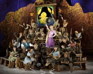 Rapunzel Crew©Disney