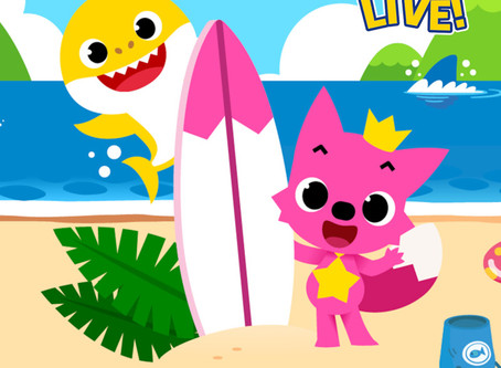 Review: Baby Shark Live!
