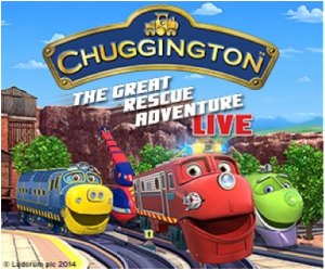 Chuggington Graphic