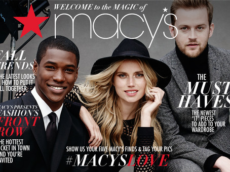 MACY'S PRESENTS FASHION'S FRONT ROW AT ROSS PARK!
