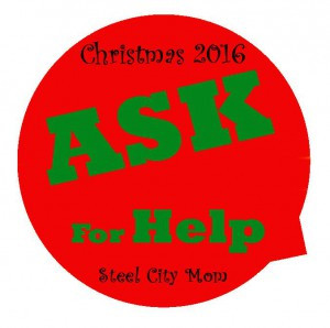 christmas ask for help logo