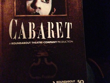 Review: Cabaret