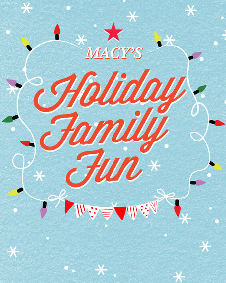 Macy's Monroeville Holiday Event 2015