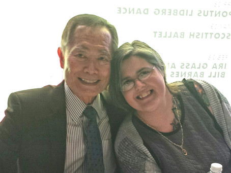 Oh Myyy…. Steel City Mom had an Evening with George Takei