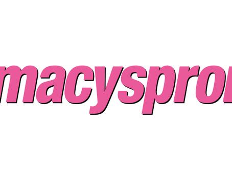 Sponsor: Macy's Prom Fashion Show #MacysProm
