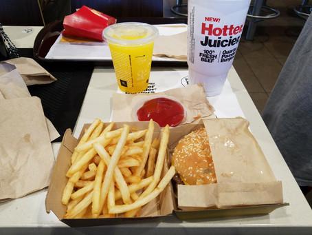 McDonald's unveils new Fresh Beef Quarter-Pounder